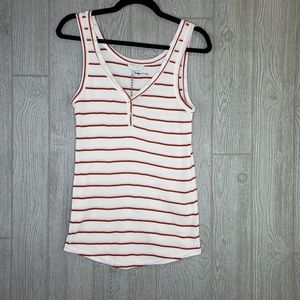Lucky Brand NWT Striped Tank Top